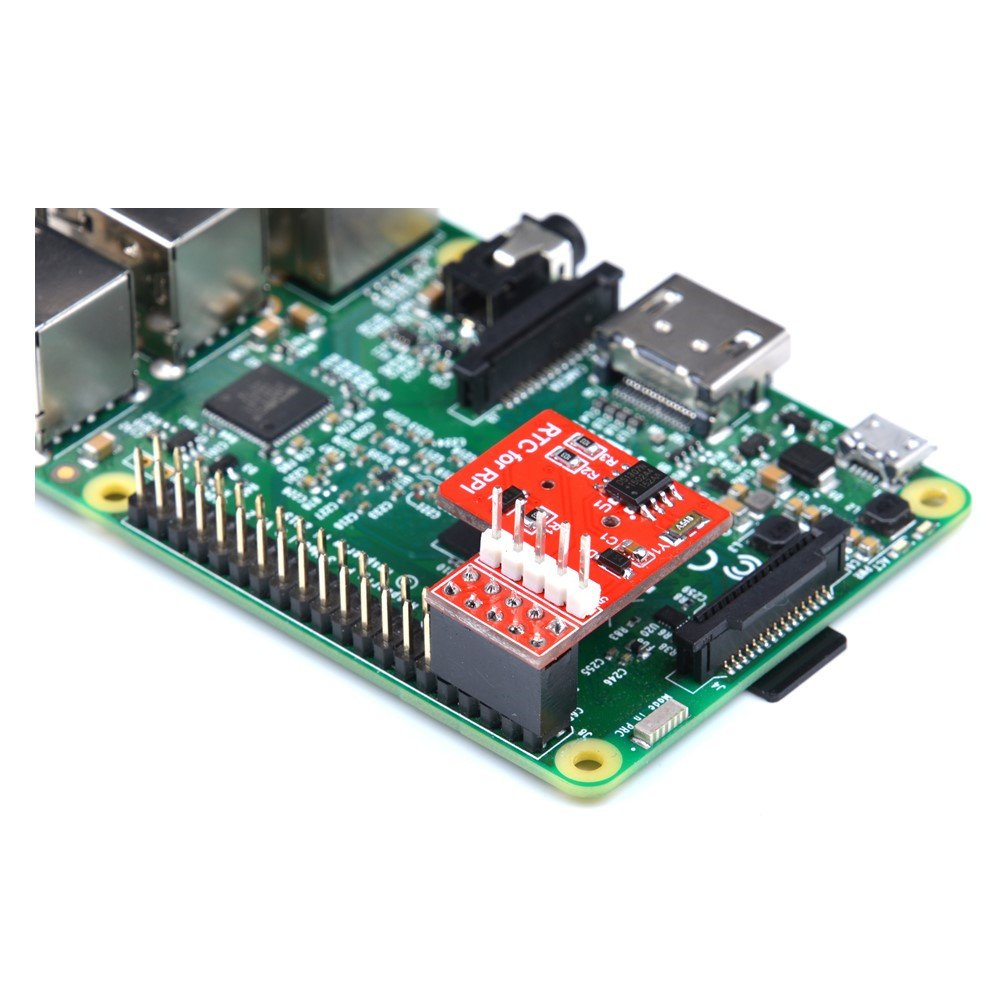 Geeekpi Ds1307 Rtc Module Real Time Clock Raspberry Pi 3 2 Ds1307realtimeclockschematic Model B A Computers Accessories