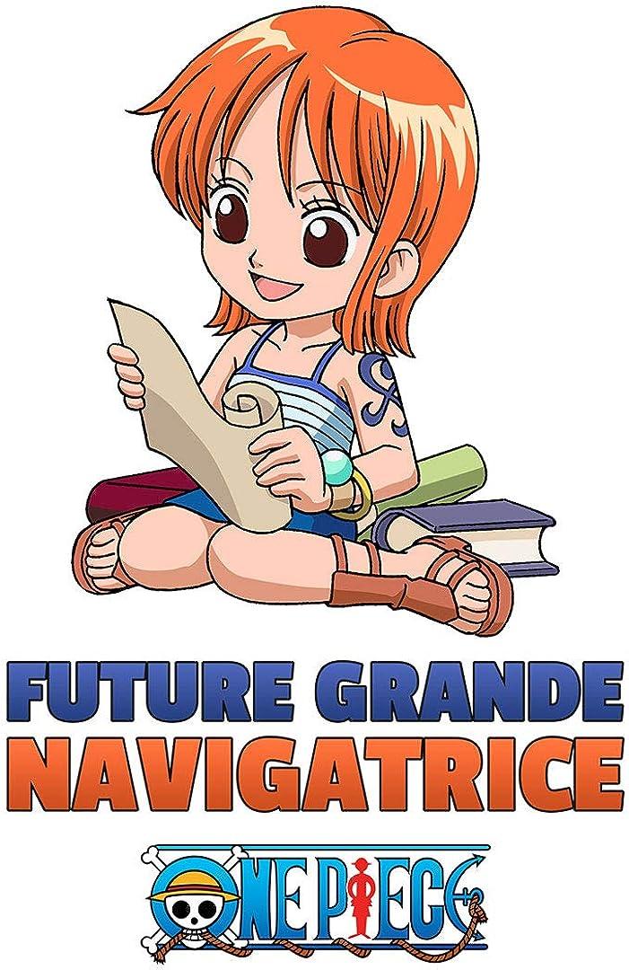 Body B/éb/é Manches Courtes Parent One Piece /™ Licence Officielle Nami Baby Geek Future Grande navigatrice