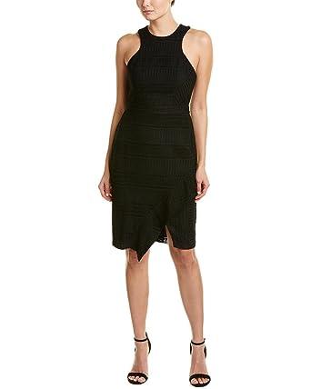 684fd062 Adelyn Rae Womens Bianca Sheath Dress - Black - Large: Amazon.co.uk:  Clothing