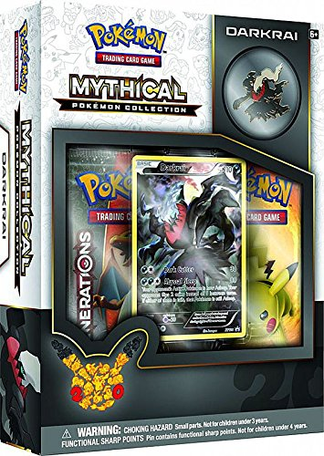 Generations Booster (Pokémon TCG: Mythical Pokémon Collection - Darkrai (Discontinued by manufacturer))