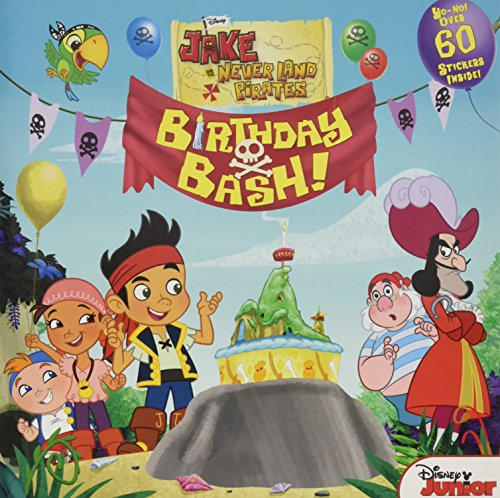 Jake and the Never Land Pirates Birthday Bash ()