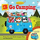 img - for 3 Go Camping: Press Out and Build Camper Van and Storybook (Learning Journeys) book / textbook / text book