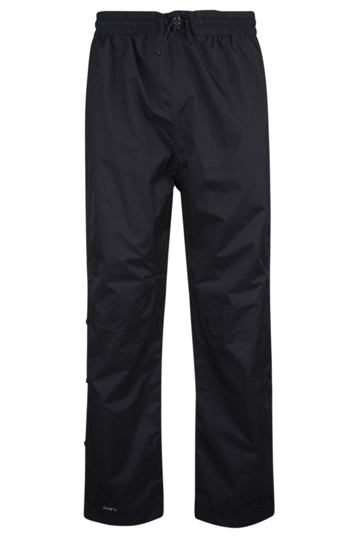 Mountain Warehouse Downpour Mens Rain Pants Waterproof Overpants