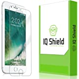 IQ Shield Screen Protector Compatible with iPhone 8 (2-Pack)(Max Edge-to-Edge Coverage) LiquidSkin Anti-Bubble Clear Film