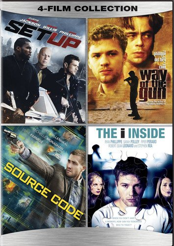 Action Qaudruple Feature (Setup, Way Of The Gun, Source Code, The I Inside) (Source Code Dvd)