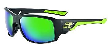 Cébé Northshore Gafas de Sol Adultos Unisex Matt Black ...