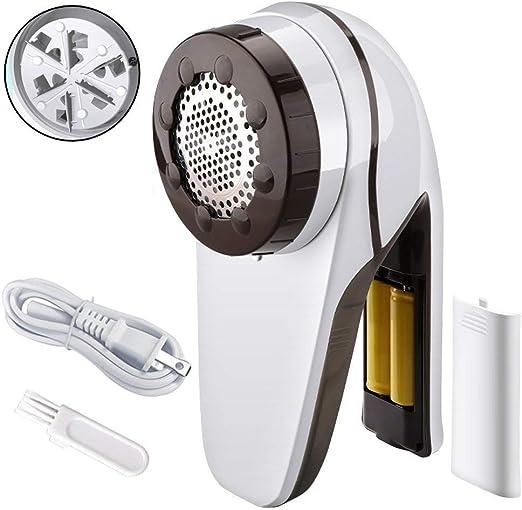 TC JOY afeitadora eléctrica quitapelusas (para tejido de funciona ...