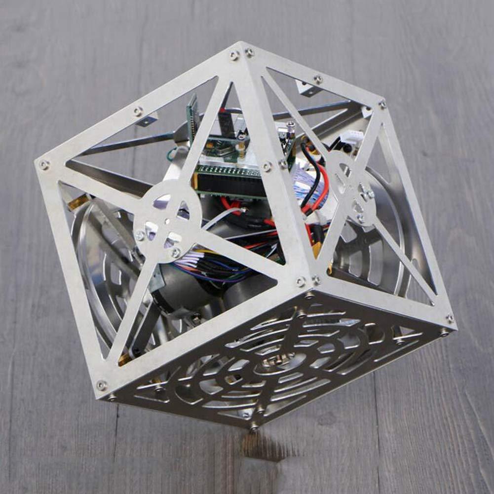 VIEUR Einseitig Single Pointl Selbstausgleichende Box Cubli Support Sekund/ärentwicklung Fortgeschrittene Automatisierung Kann den quadratischen Bblock Nicht dr/ücken,unilateral