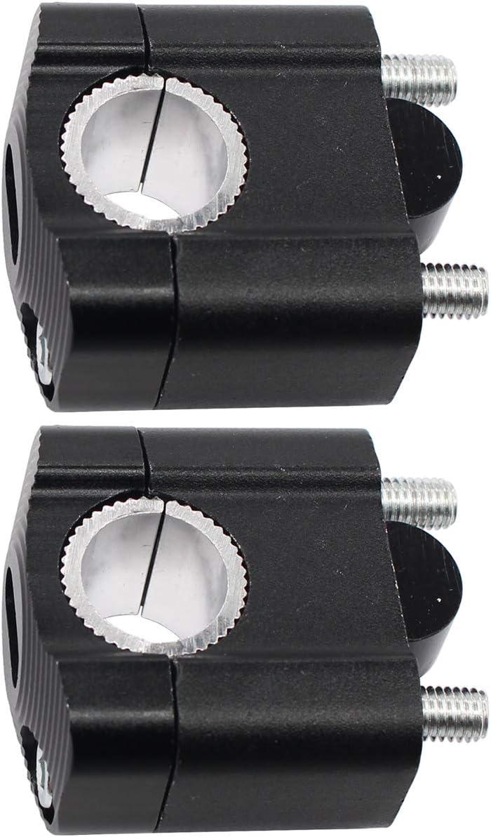 Bar Pad Bar Clamp Riser Taper Fat 22mm 7//8 28mm 1 1//8/'/' Motorcycle Handlebar