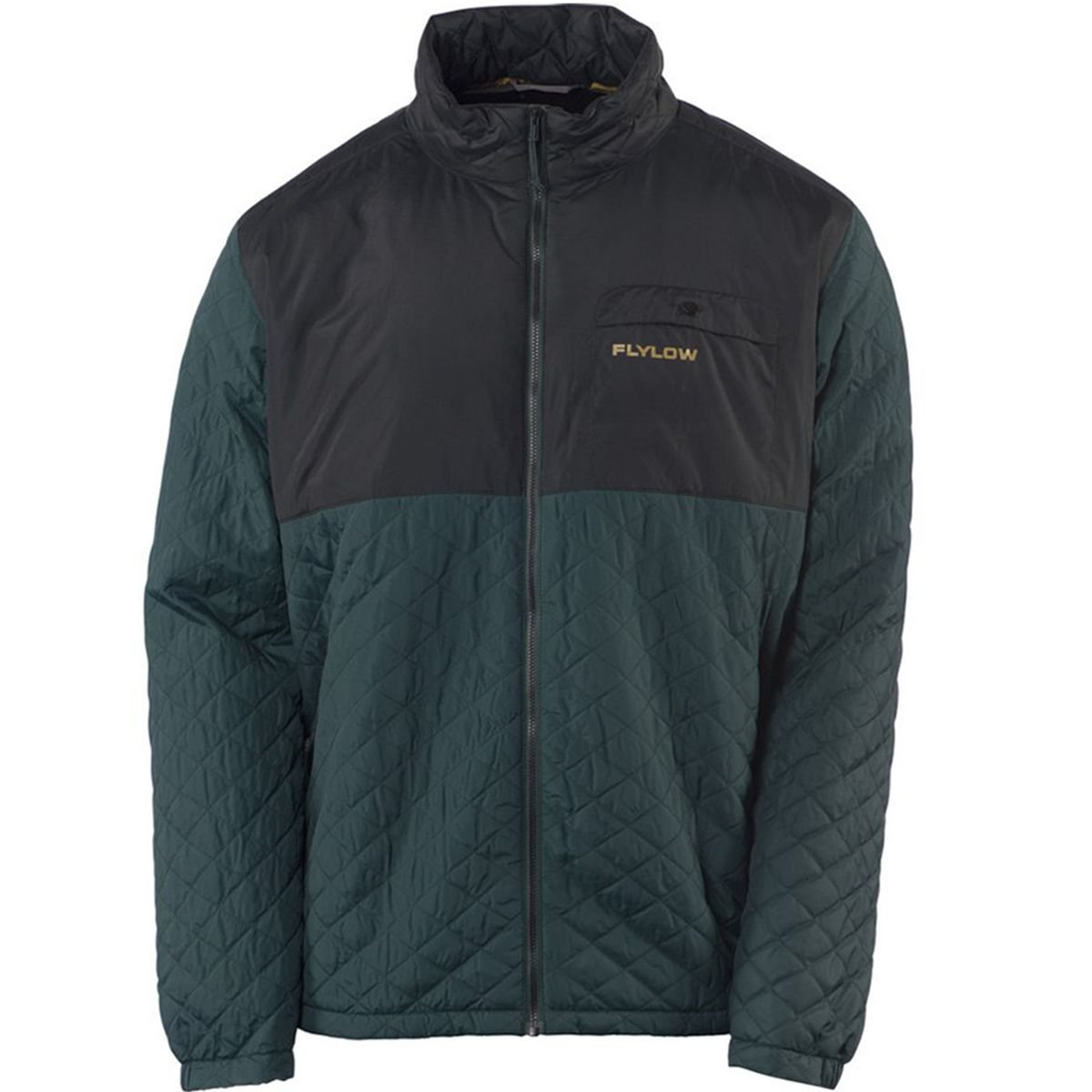 Flylow Gear Dexter Insulated Jacket – Men 's B075LSZ3ZQ 3L|Trawler/Black Trawler/Black 3L