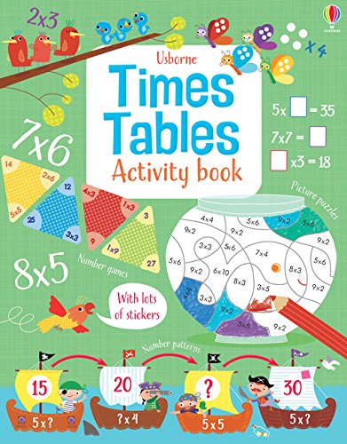 (Times Tables Activity Book (Maths Activity Books))