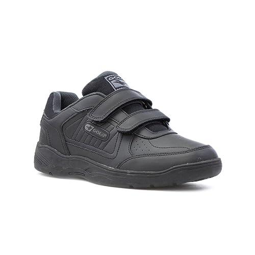 Scarpe sportive nere con chiusura velcro per bambini Gola Venta 100% Originales yPLmKkDN