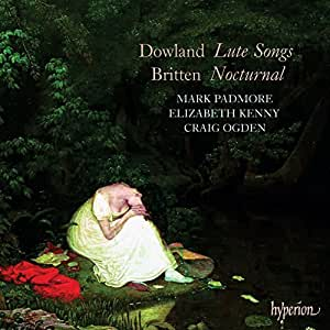 Dowland: Lute Songs; Britten: Nocturnal
