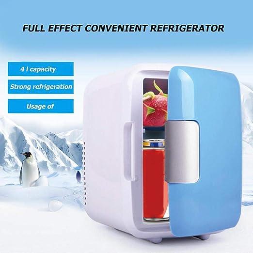 Refrigerador Del Coche, Mini Refrigerador De 4L, Mini Refrigerador ...