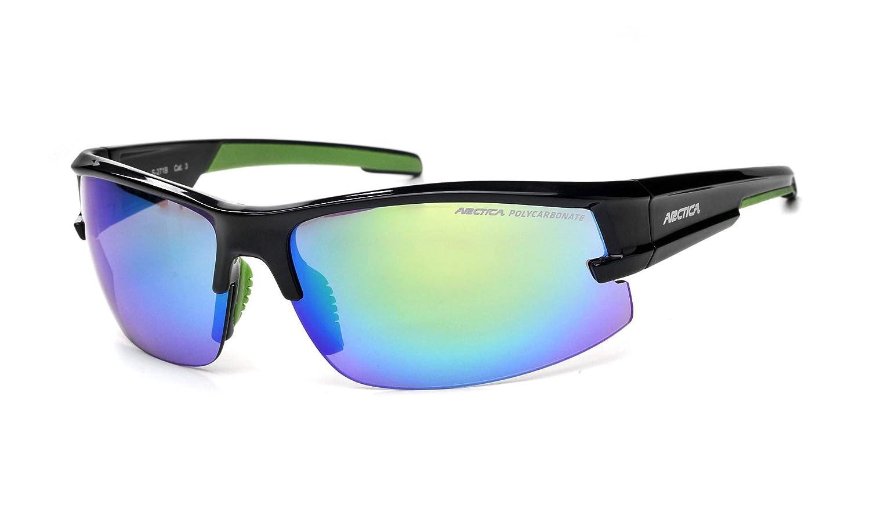 ARCTICA ® *MOTION* Multi Sportbrille Skibrille / BAND-BÜGEL SYSTEM / POLARISIERT