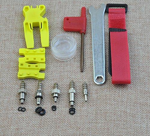 LET GOING Mountain Bike Hydraulic Disc Brake Bleed Kit for Brand DOT AVID Hayes