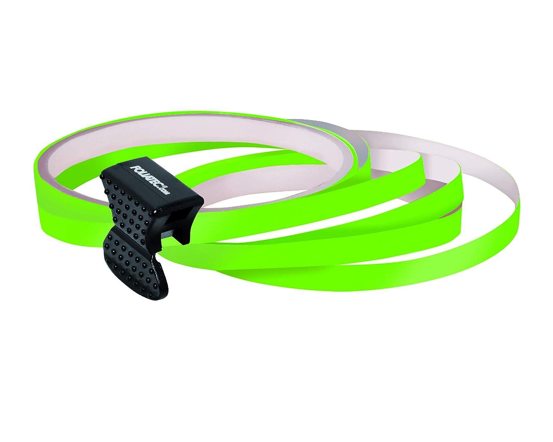 Foliatec PIN-Striping Felgendesign power-gr/ün 4x2,15 meter Breite = 6mm