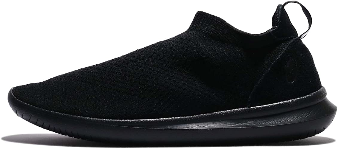 Vacante nuestra punto  Nike Men's Gakou Flyknit, BLACK/BLACK, 8.5 M US: Amazon.co.uk: Shoes & Bags