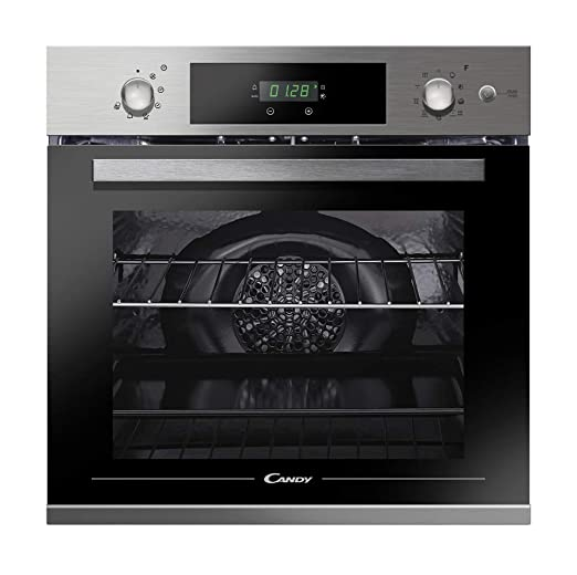Amazon.com: Candy FCPKS816X/E 69L Electric Single Oven With ...