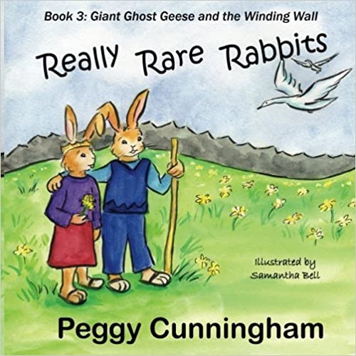 Book Really Rare Rabbits: Giant Ghost Geese and the Winding Wall (Volume 3) by Peggy Cunningham (2013-12-22)