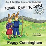 Really Rare Rabbits: Giant Ghost Geese and the Winding Wall (Volume 3) by Peggy Cunningham (2013-12-22)