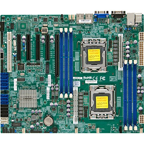 Scsi Server Motherboard - SUPERMICRO MBD-X9DBL-IF-O / X9DBL-iF Server Motherboard - Intel C602 Chipset - Socket B2 LGA-1356 / 2 x Processor Support - 192 GB DDR3 SDRAM Maximum RAM - Serial ATA/300, Serial ATA/600, Serial Attached SCSI (SAS) RAID Supported Controller - On-board Vi