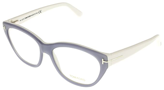 Tom Ford Prescription Eyeglasses Frame Women Grey White TF 5270 020 ...