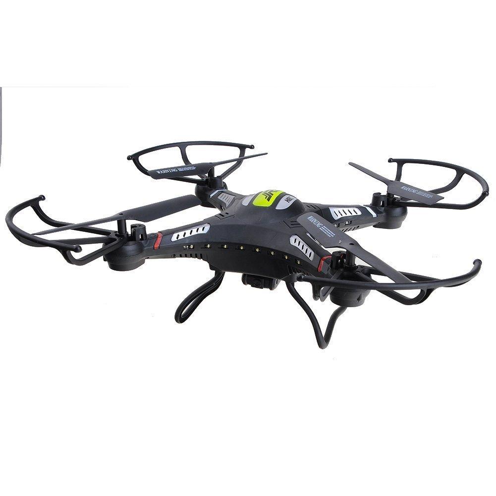kingtoys® JJRC H8C RC Quadcopter 4CH 360 ° Voltea 2.4GHz control ...