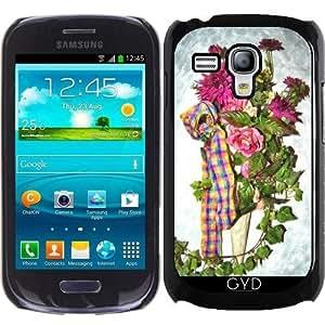 Funda para Samsung Galaxy S3 Mini (GT-I8190) - Decoraciones De La Pared by Helsch1957