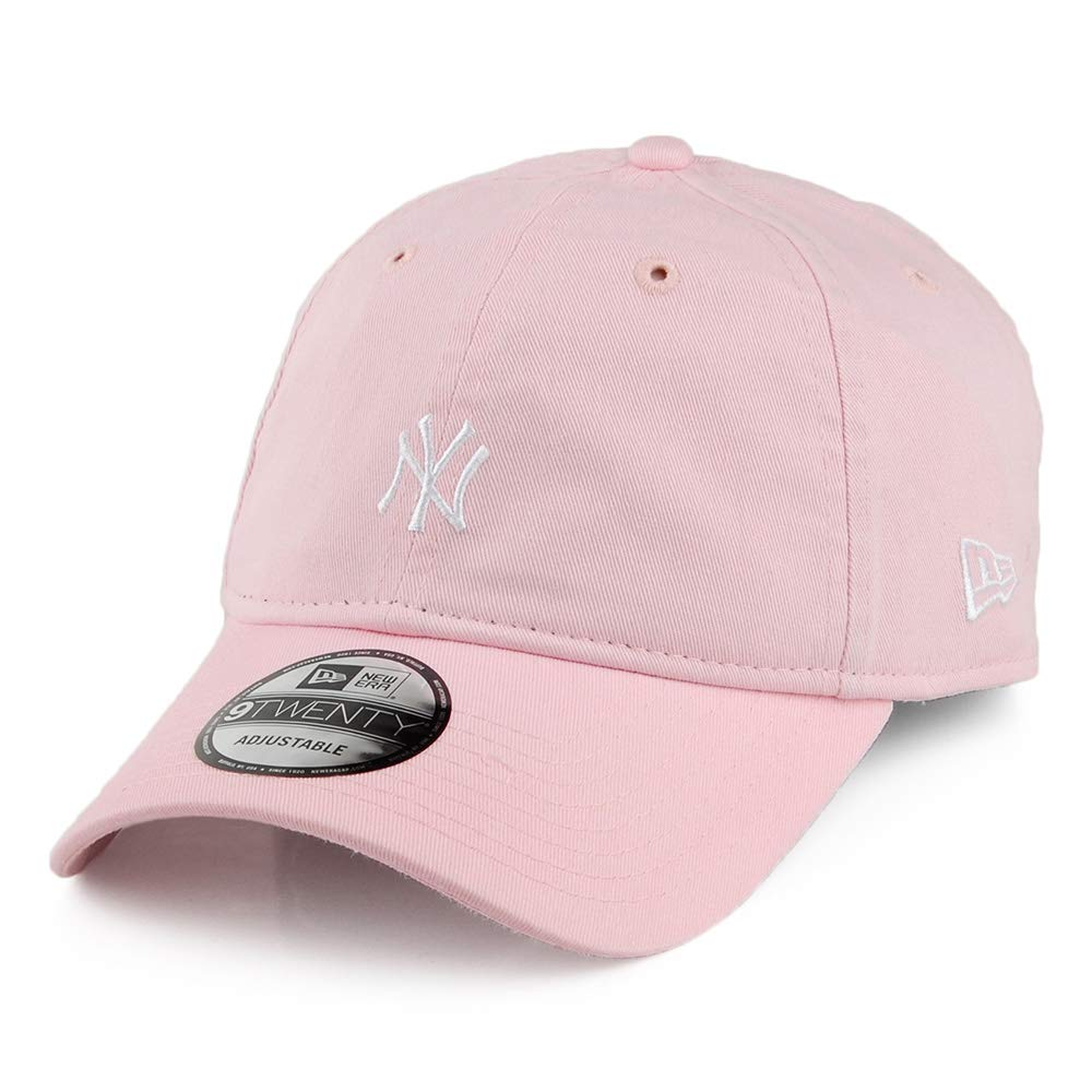 A NEW ERA Gorra de béisbol 9TWENTY Mini Logo York Yankees Rosa ...