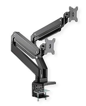 Rotronic - Brazo Doble LCD para Montaje en Mesa (5 articulaciones ...