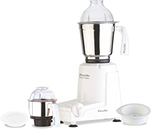 Preethi Eco Twin 110V for USA and Canada Mixer Grinder