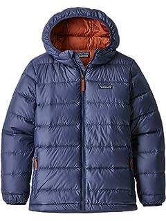 52f08b7e607d Patagonia Infant Hi-Loft Down Sweater Bunting Navy Blue  Amazon.co ...