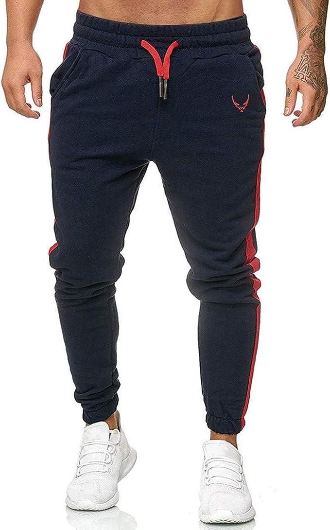 Pantalones jogger para hombre Pantalones de chándal para