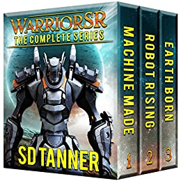 WarriorSR - The Complete Series by [Tanner, SD]