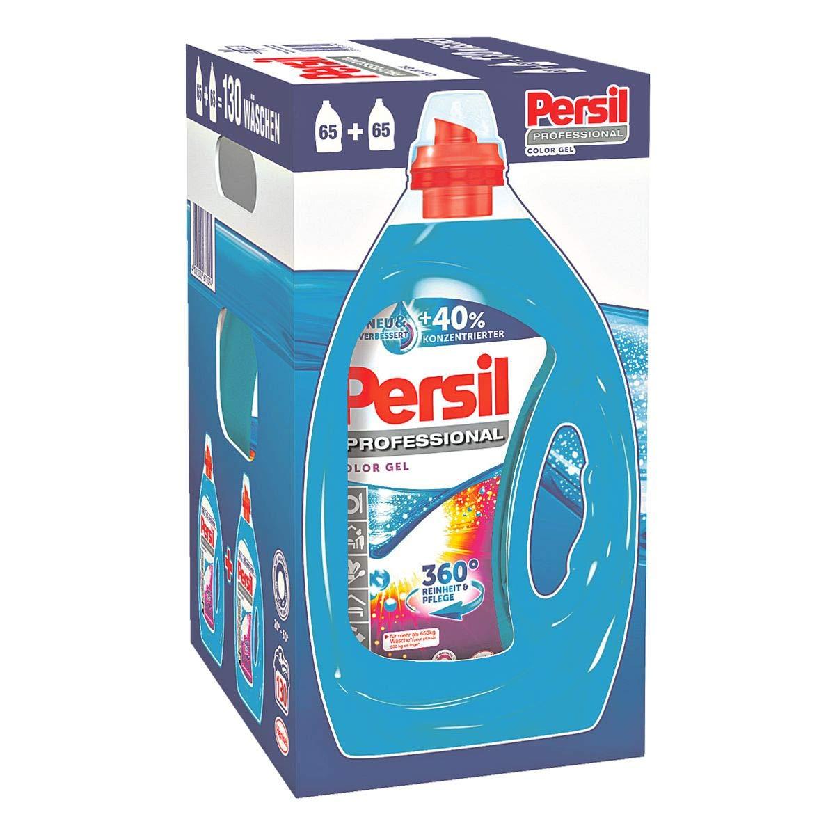 Persil Professional Color Gel 2 x 65 WL, 6.5ltr