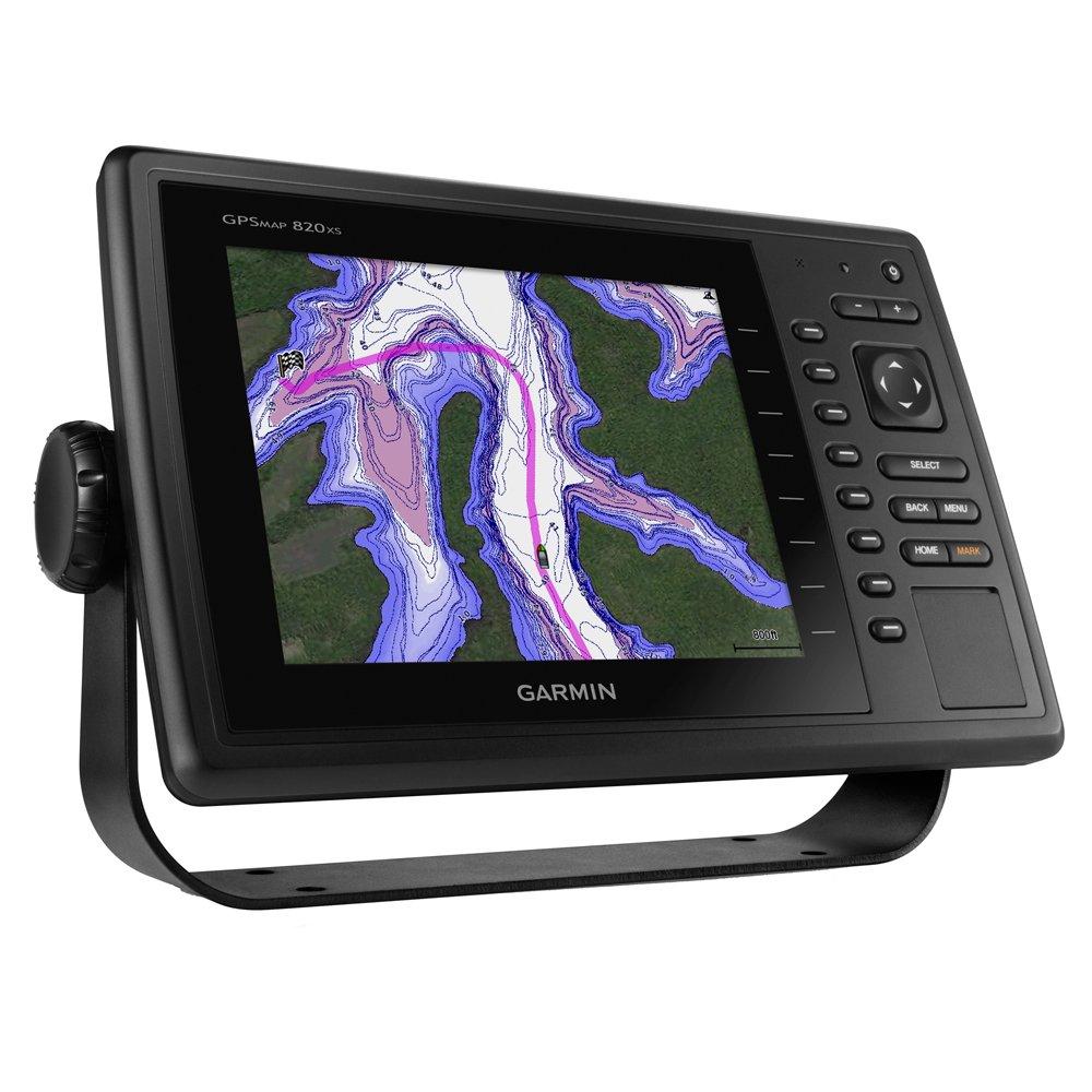 Garmin GPSMAP 820xs w/DownV&252; Transducer 010-01180-02 (59706)