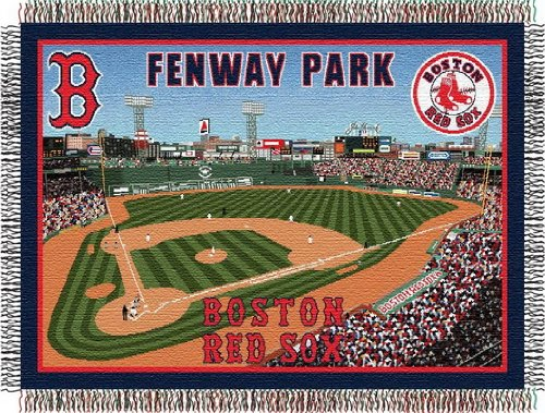 Northwest Boston Red Sox Fenway Pack Tapestry - Fenway Park-80733 One Size