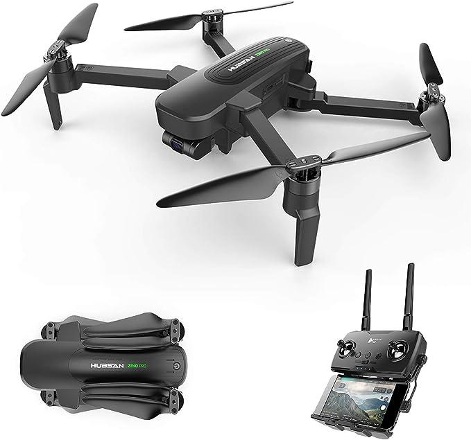 HUBSAN Zino Pro 4K Drone 3 Axis Gimbal 5G FPV