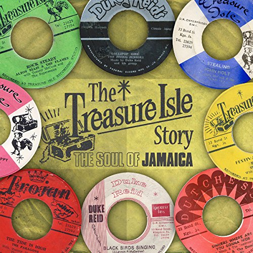 The Treasure Isle Story (4-CD Set)