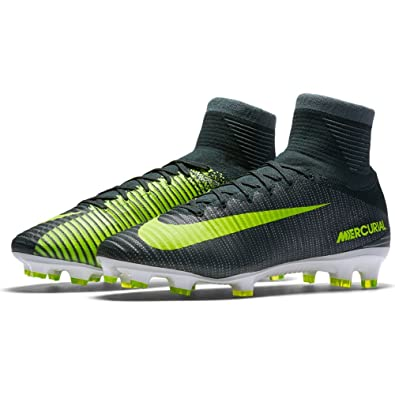 new style 848af 15265 NIKE Mercurial Superfly V CR7 Firm Ground Cleats [Seaweed] (12)