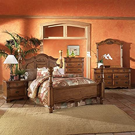 Amazon.com: Elements Bryant Bedroom Set: Kitchen & Dining