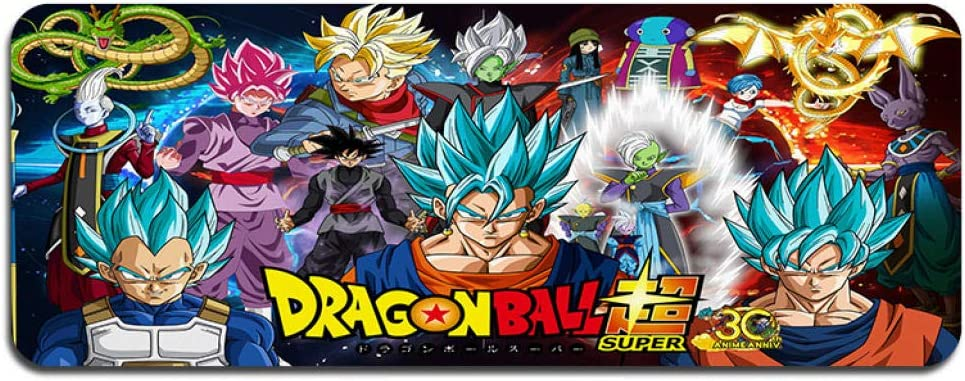 Alfombrillas De Ratón Dragon Ball XXL Gaming: Amazon.es: Electrónica