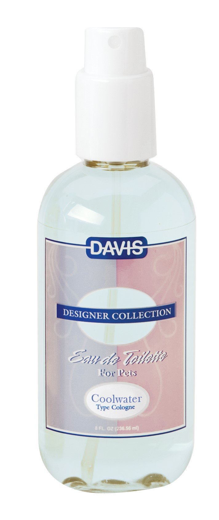 Davis Coolwater Type Pet Cologne, 8 oz