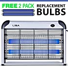 Bug Zapper & Electric Indoor Insect Killer by LiBa - Mosquito, Bug, Fly
