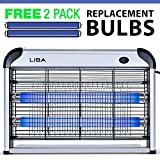 Best Indoor Bug Zappers - Bug Zapper & Electric Indoor Insect Killer Review