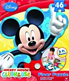 Mickey and Minnie Floor Puzzle, 46-Piece (Styles May Vary)
