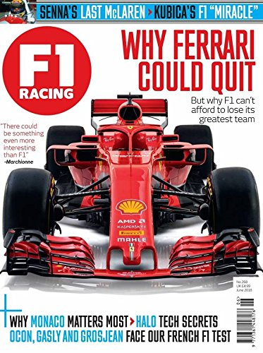 Formula 1 Magazine - F1 Racing UK