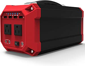 MYWUBAO Portable Power Station 330, 330Wh/89200mAh Portable Rechargeable Generator Clean, Power Multiple Devices, Supply for CPAP Outdoor Adventure Load Trip Camping Emergency.