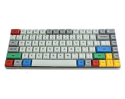 Vortexgear Race 3-75% Size TKL Programmable Mechanical Gaming Keyboard -  Grey Alu Casing c360b3e1464ed